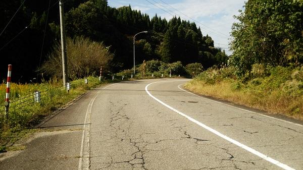 石川県羽咋市にある国道29号線