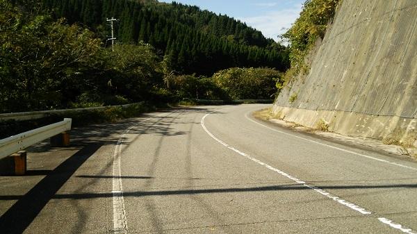 石川県羽咋市の国道29号線