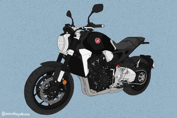 ホンダ バイク CB1000R 2019年式 グラファイトブラック