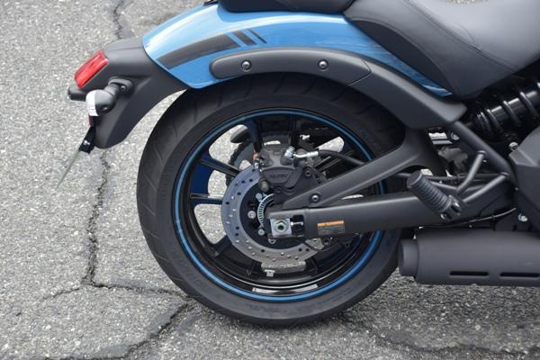 カワサキ VULCAN S バイク 試乗会 第35回大阪モーターモーターサイクルショー2019