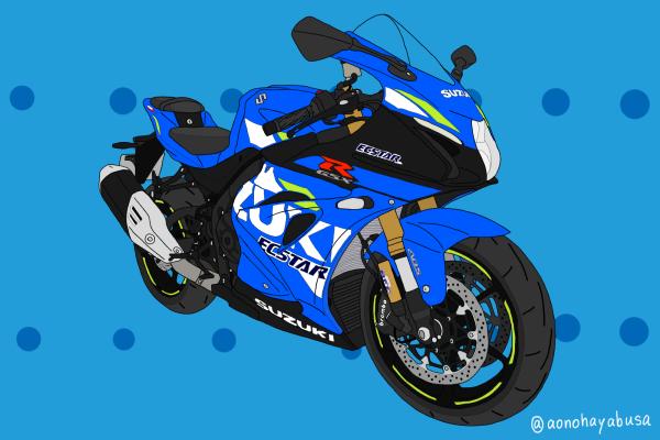 スズキ バイク スーパースポーツ リッターSS GSX-R1000R 2019年式