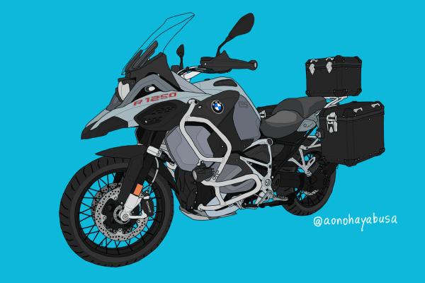 BMWmotorrad アドベンチャーバイク R1250GS adventure