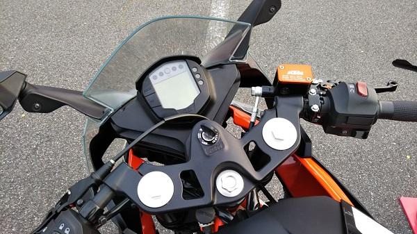 KTM バイク RC390 試乗会 2019年鈴鹿8耐