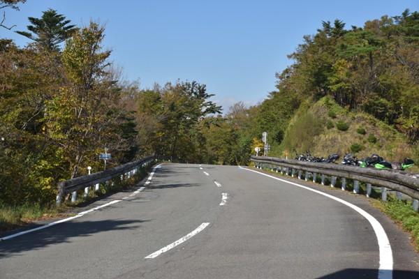 和歌山県 道の駅 田辺市龍神ごまさんスカイタワー 展望台周辺 道路