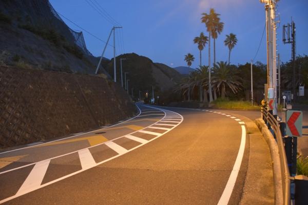和歌山県 海沿い 道路