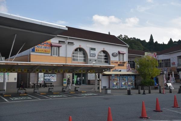 奈良県 道の駅 針テラス
