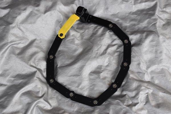 ワイズギア コンパクトロック YL-03 バイク 盗難防止