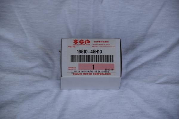 バイク スズキ GSX-R125 オイルフィルター
